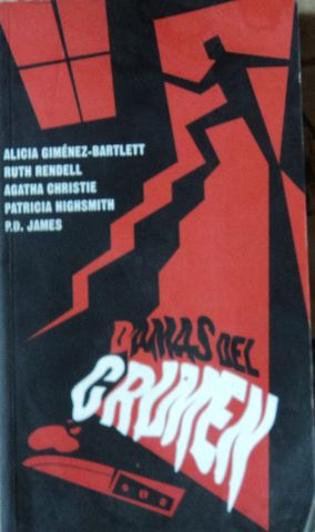 DAMAS DEL CRIMEN, ALICIA GIMENEZ-BARTLETT, RUTH RENDELL. AGATHA CHRISTIE, QUELEER.